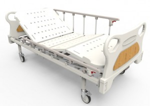 Universal Manual Hospital Bed