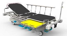 JE-350 Hydraulic Stretcher
